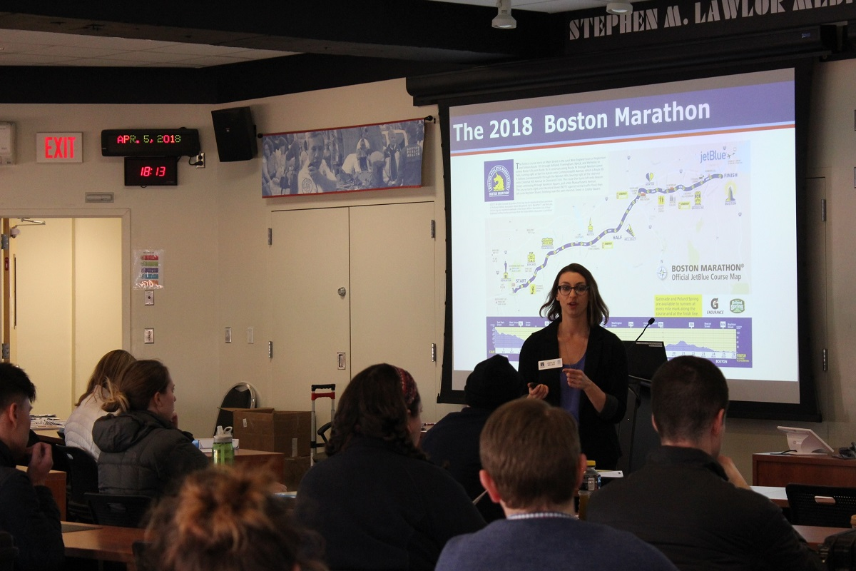 Boston Marathon Preparation Course